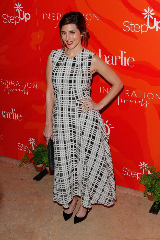 Jamie Lynn Sigler - 13th Annual Inspiration Awards to Benefit STEP UP in Beverly Hills