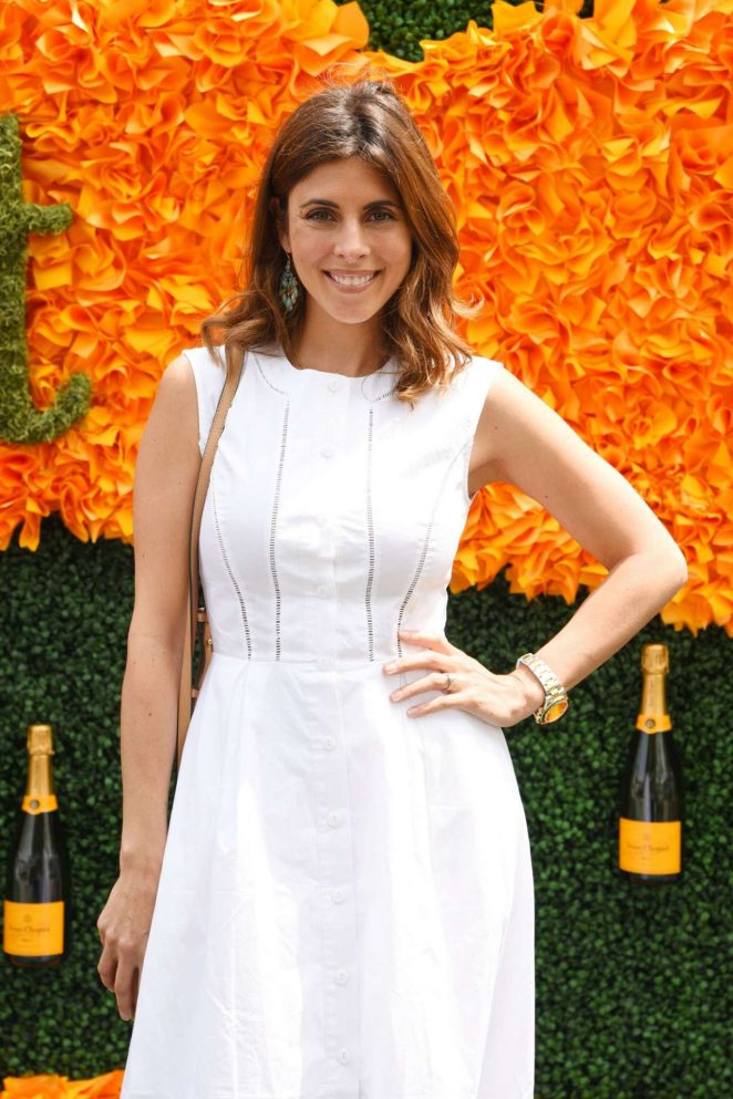 Jamie Lynn Sigler - 2016 Veuve Clicquot Polo Classic in New Jersey