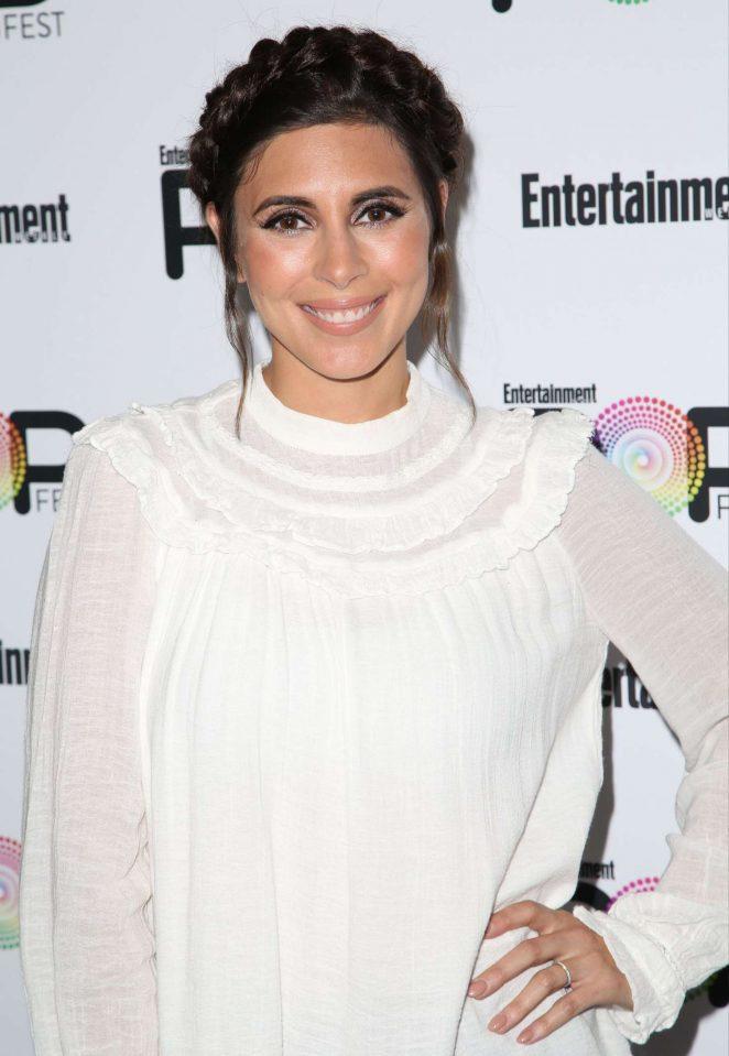 Jamie-Lynn Sigler - Entertainment Weekly PopFest in Los Angeles