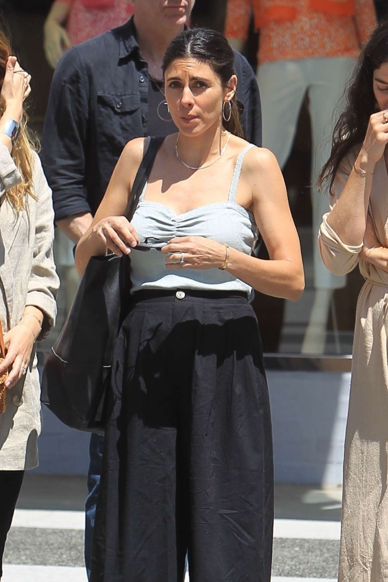 Jamie-Lynn Sigler - Out in Beverly Hills