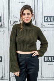 Jamie-Lynn Sigler - Visits BUILD Series to discuss 'Mob Town' in New York City