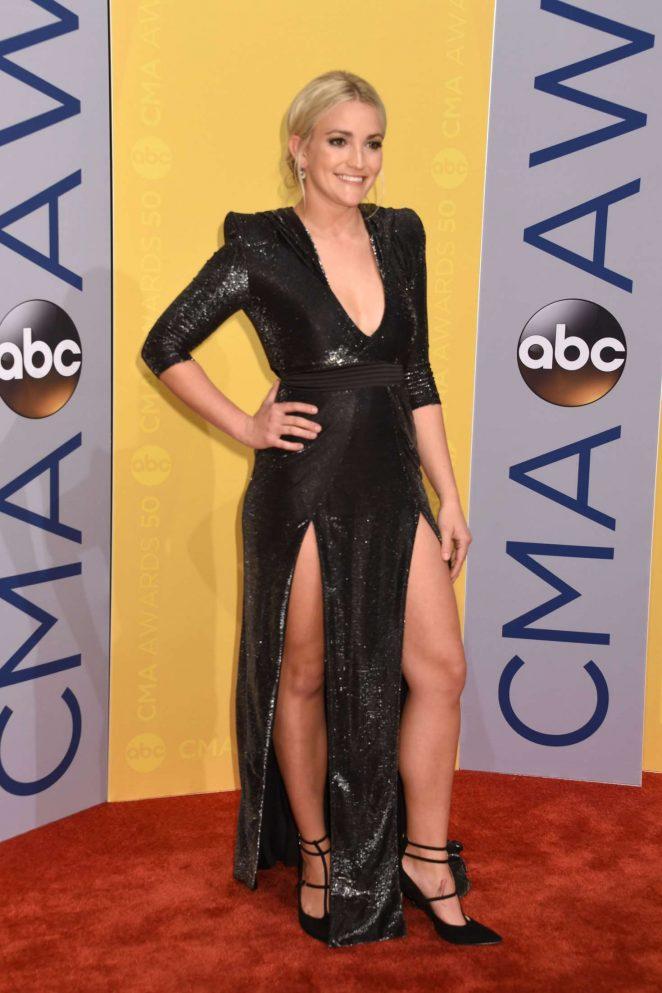 Jamie Lynn Spears - 50th Annual CMA Awards in Nashville