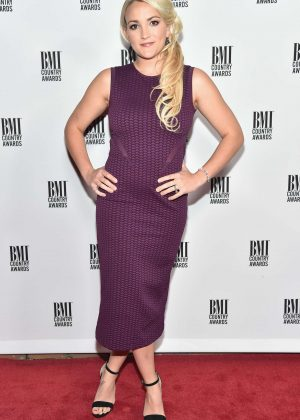 Jamie Lynn Spears - 64th Annual BMI Country Awards in Nashville