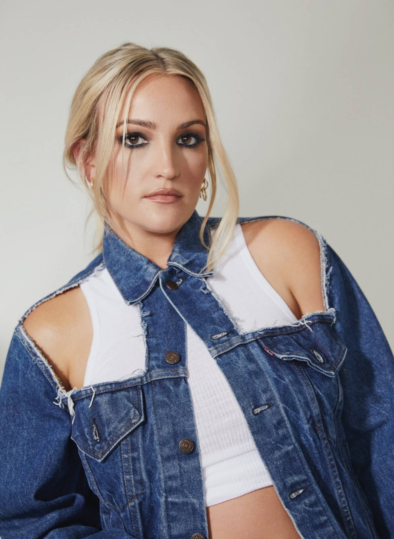 Jamie Lynn Spears - Tawni Bannister photoshoot for Nylon - October 2020