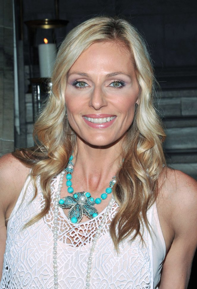 Jamie Tisch - Chanel Fine Jewelry Dinner in New York City