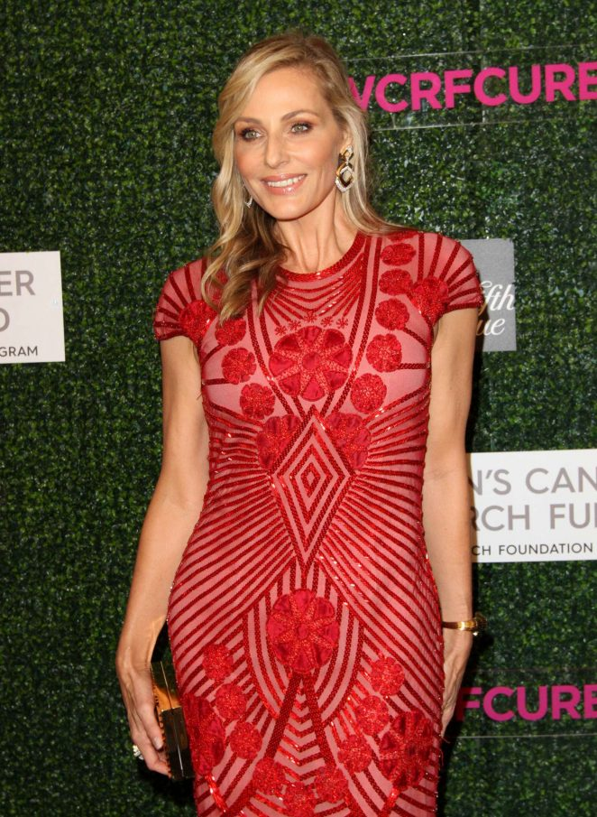 Jamie Tisch - The Women's Cancer Research Fund hosts an Unforgettable Evening in LA