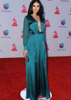 Jamillette Gaxiola - 2015 Latin Grammy Awards in Las Vegas