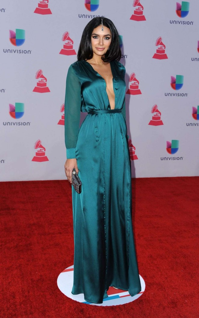 Jamillette Gaxiola - 2015 Latin Grammy Awards in Las Vegas