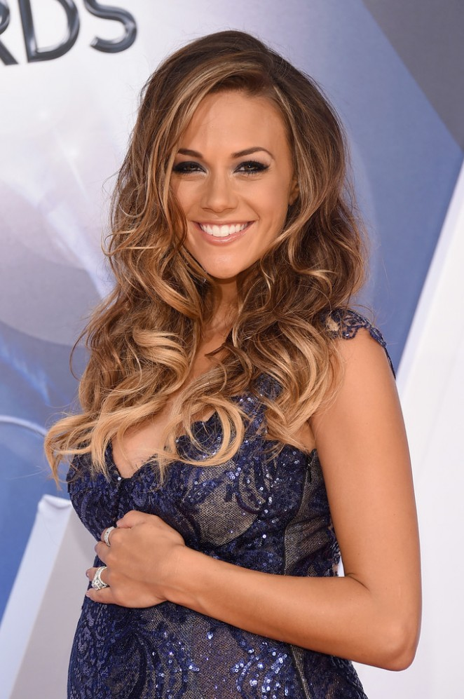 Jana Kramer - 2015 CMA Awards in Nashville