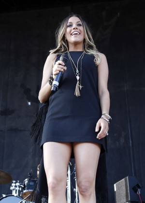 Jana Kramer - 4th ACM Party For A Cause Festival in Las Vegas