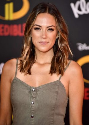Jana Kramer - 'Incredibles 2' Premiere in Hollywood