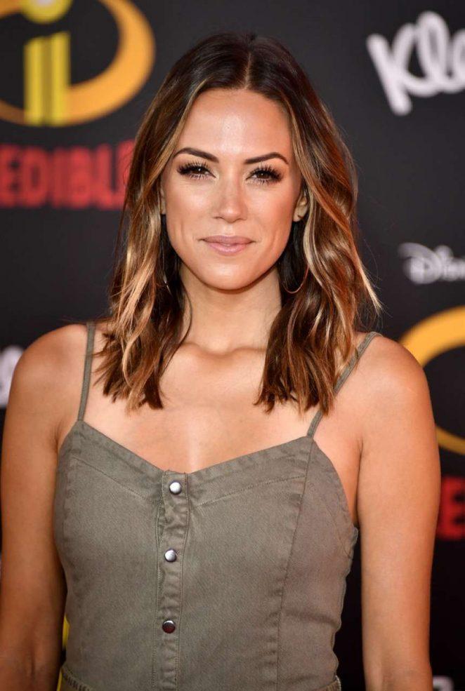 Jana Kramer – 'Incredibles 2' Premiere in Hollywood