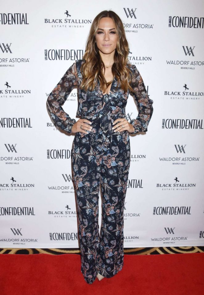 Jana Kramer - LA Confidential Women Of Influence Issue Party in Beverly Hills