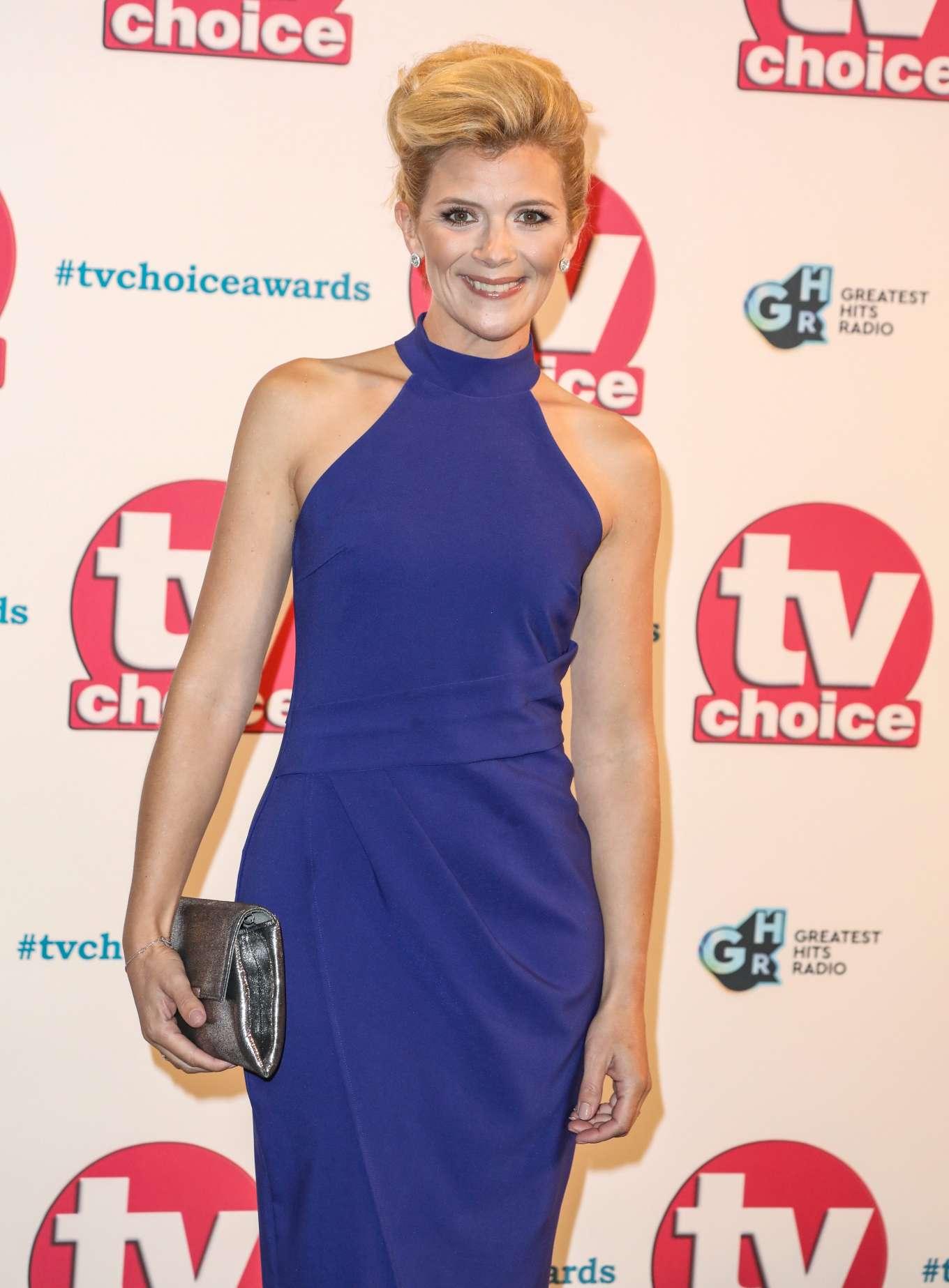 Jane Danson - 2019 TV Choice Awards in London