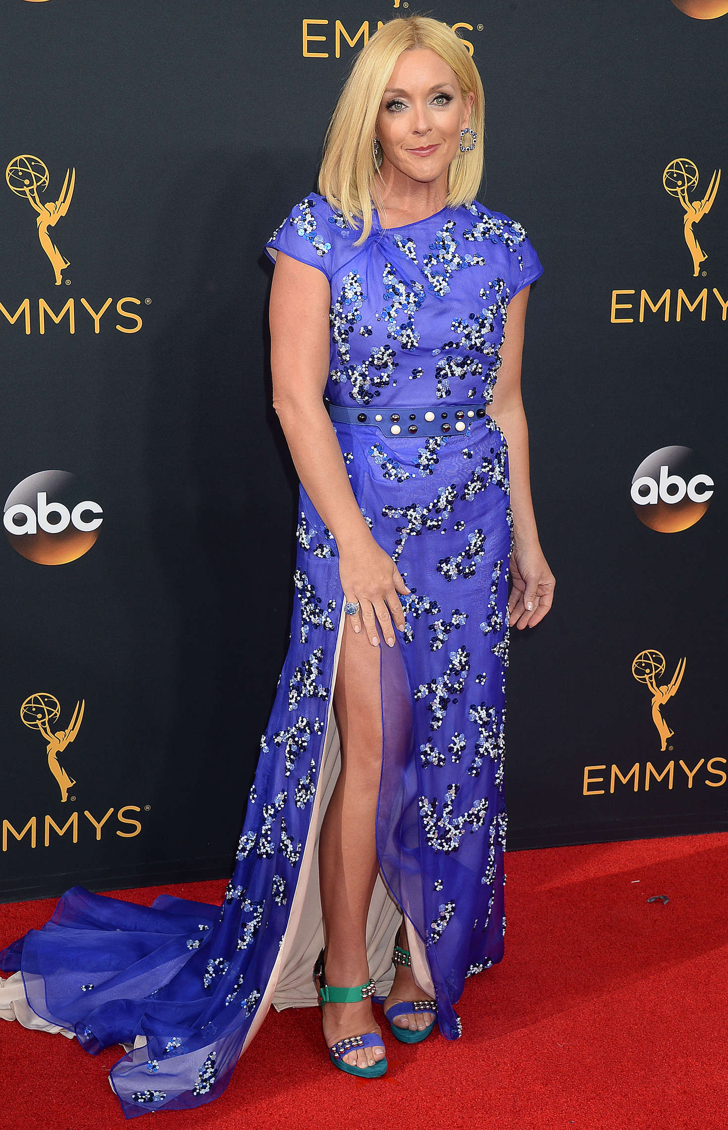 Jane Krakowski - 2016 Emmy Awards in Los Angeles