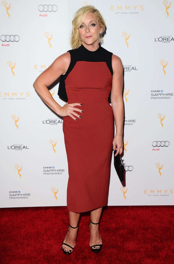 Jane Krakowski – 67th Emmy Awards Performers Nominee in Beverly Hills