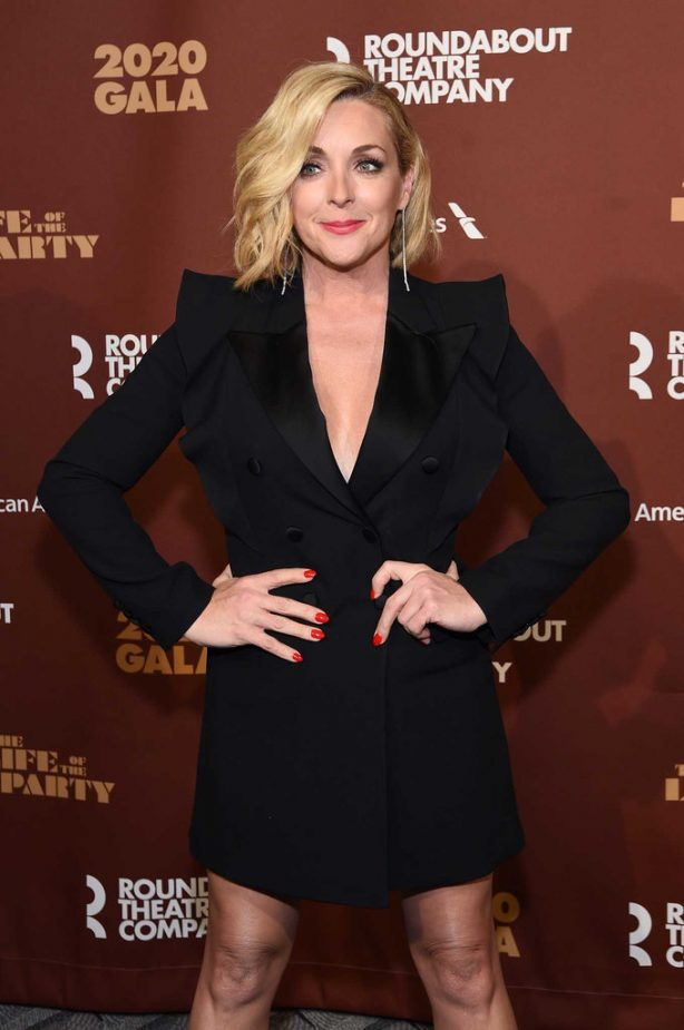 Jane Krakowski - Roundabout Theater's 2020 Gala in NYC