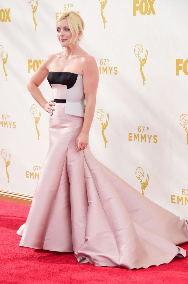 Jane Krakowski – The 67th Primetime Emmy Awards in Los Angeles