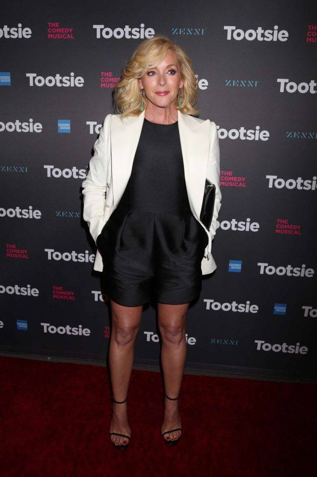 Jane Krakowski - 'Tootsie' Broadway Play Opening Night in New York