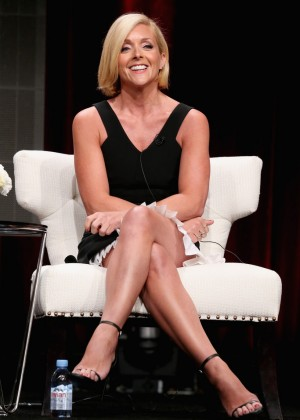 Jane Krakowski - 'Unbreakable Kimmy Schmidt' Panel Discussion at 2015 Summer TCA Tour in Beverly Hills
