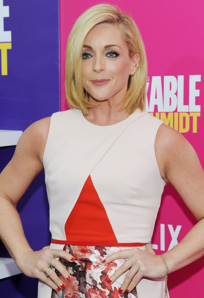 Jane Krakowski – 'Unbreakable Kimmy Schmidt' Season 2 Premiere in NYC