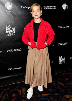 Jane Levy - 'Frank and Cindy' Screening at 2015 LA Film Festival