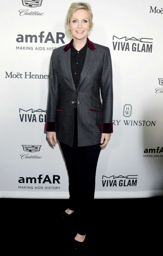 Jane Lynch - 2016 amfAR Inspiration Gala in Los Angeles