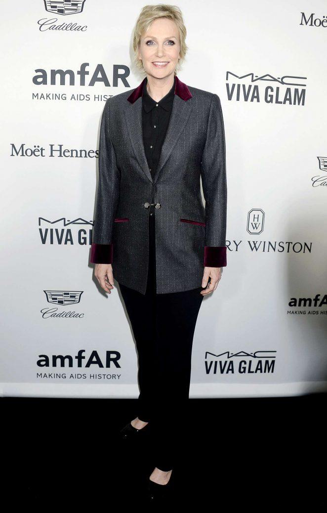 Jane Lynch - 2016 amfAR Inspiration Gala in Los Angeles
