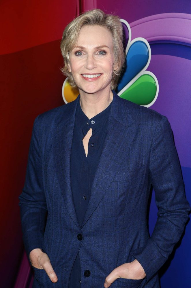 Jane Lynch - 2017 NBC Summer TCA Press Tour in Beverly Hills