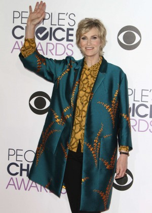 Jane Lynch - People's Choice Awards 2016 in Los Angeles