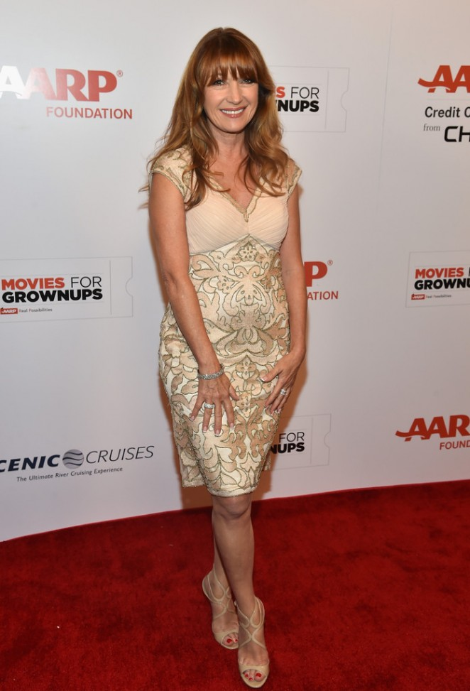 Jane Seymour - 2015 Movies For Grownups Awards Gala in Beverly Hills