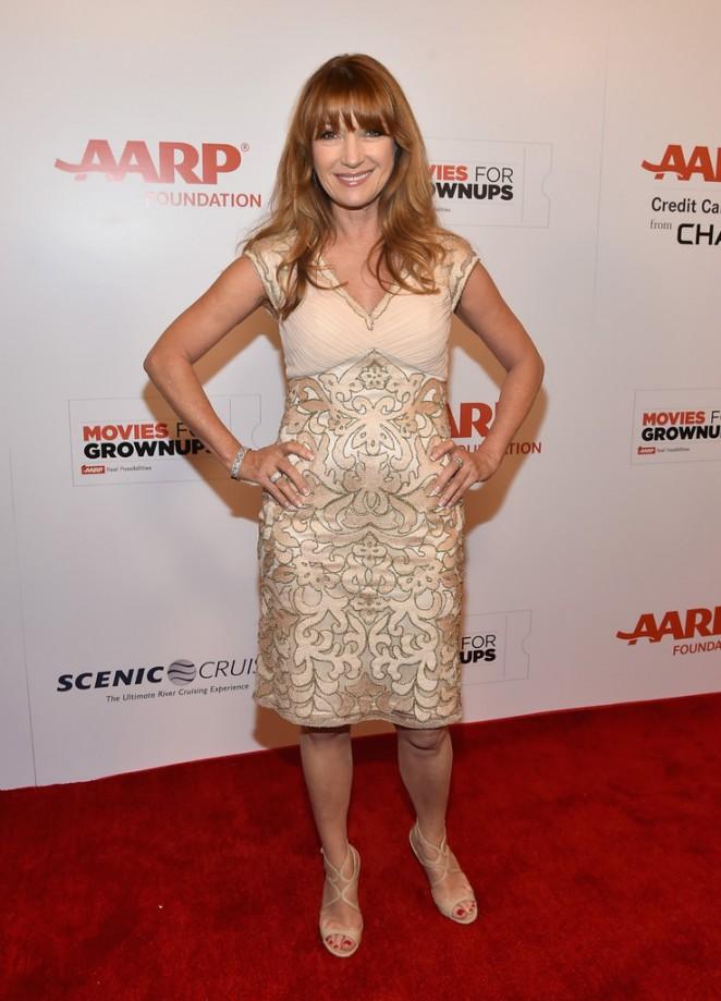 Jane Seymour: 2015 Movies For Grownups Awards Gala -04