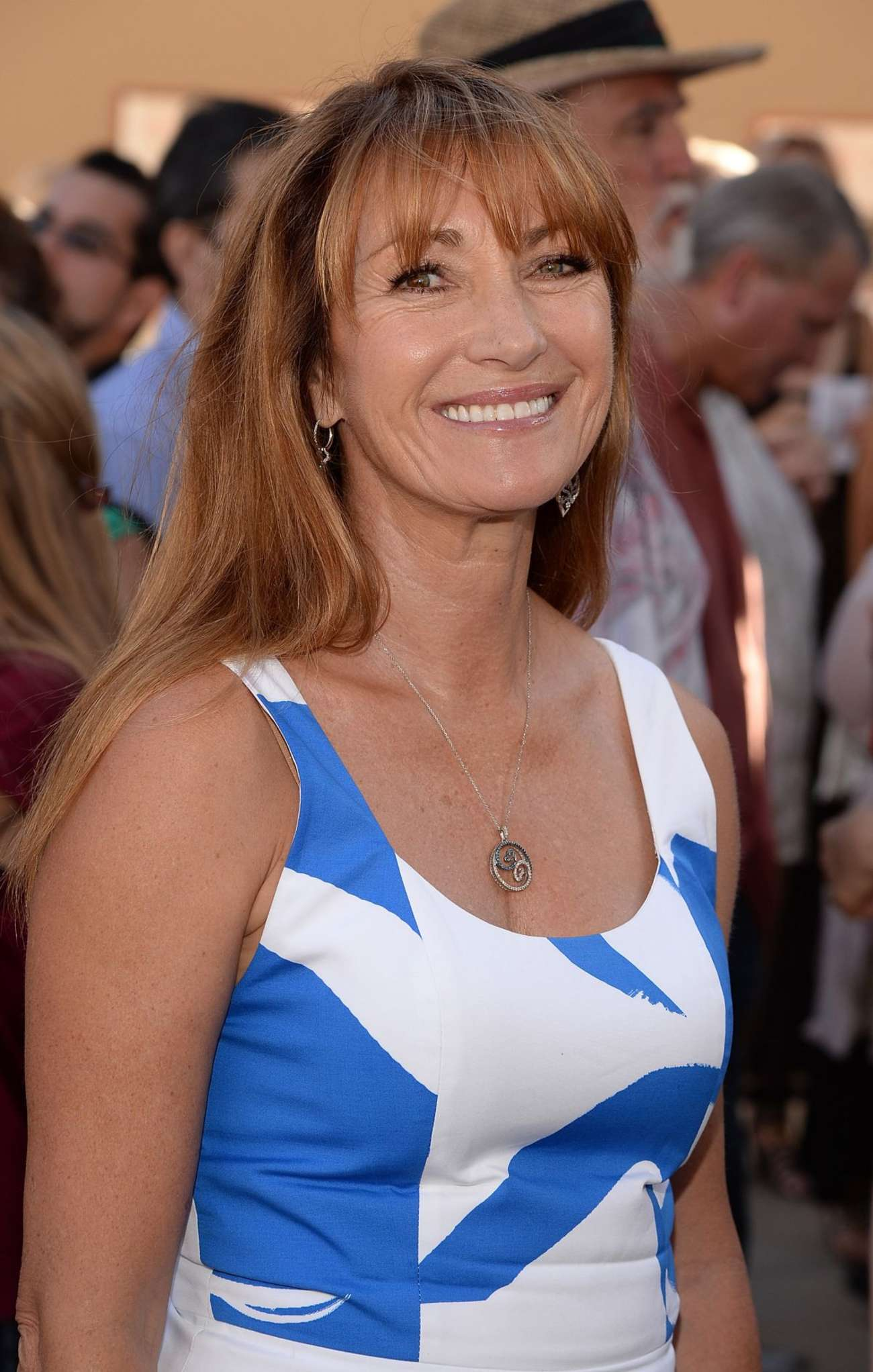 Jane Seymour - 2015 Festival of Arts Benefit Concert and Pageant in Laguna Beach
