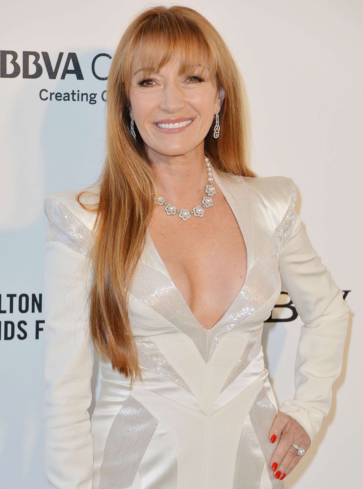 Jane Seymour - 2018 Elton John AIDS Foundation's Oscar Viewing Party in West Hollywood
