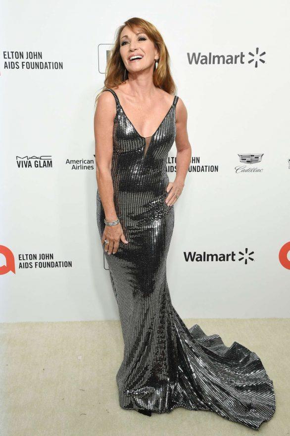 Jane Seymour - 2020 Elton John AIDS Foundation Oscar Viewing Party in LA