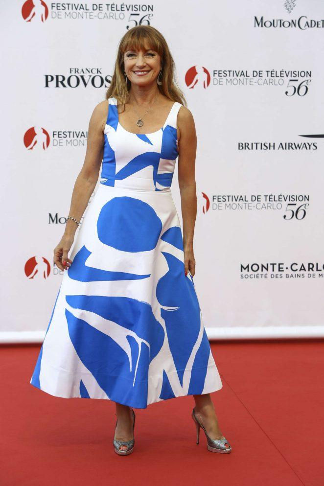 Jane Seymour - 56th Monte-Carlo Television Festival in Monte Carlo
