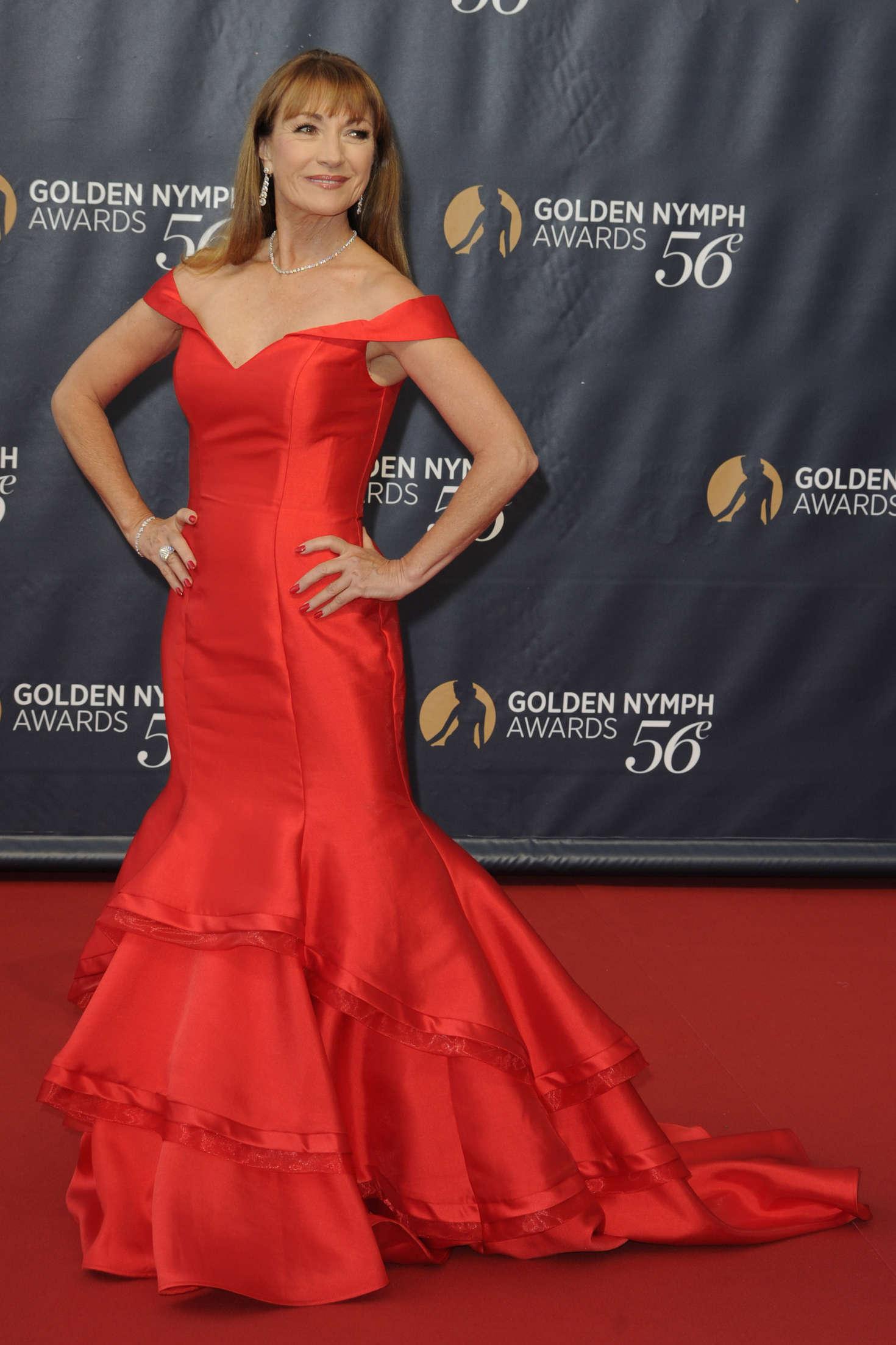 Jane Seymour - 56th Montecarlo Television Festival Closing Gala in Monaco