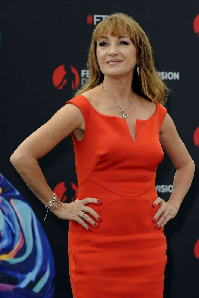 Jane Seymour at 56th Television Festival in Monte Carlo
