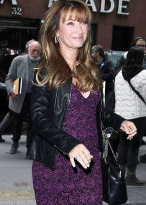 Jane Seymour at NBC's 'Today' Show in New York