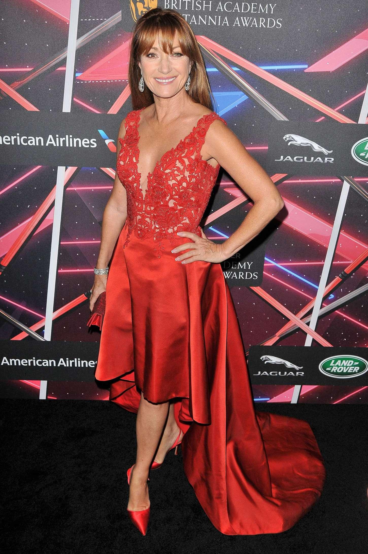 Jane Seymour - BAFTA Los Angeles Britannia Awards in LA