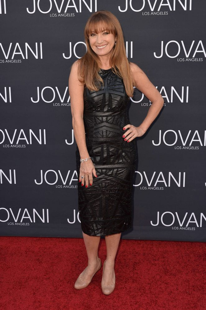 Jane Seymour: Jovani Los Angeles Store Opening Celebration -03