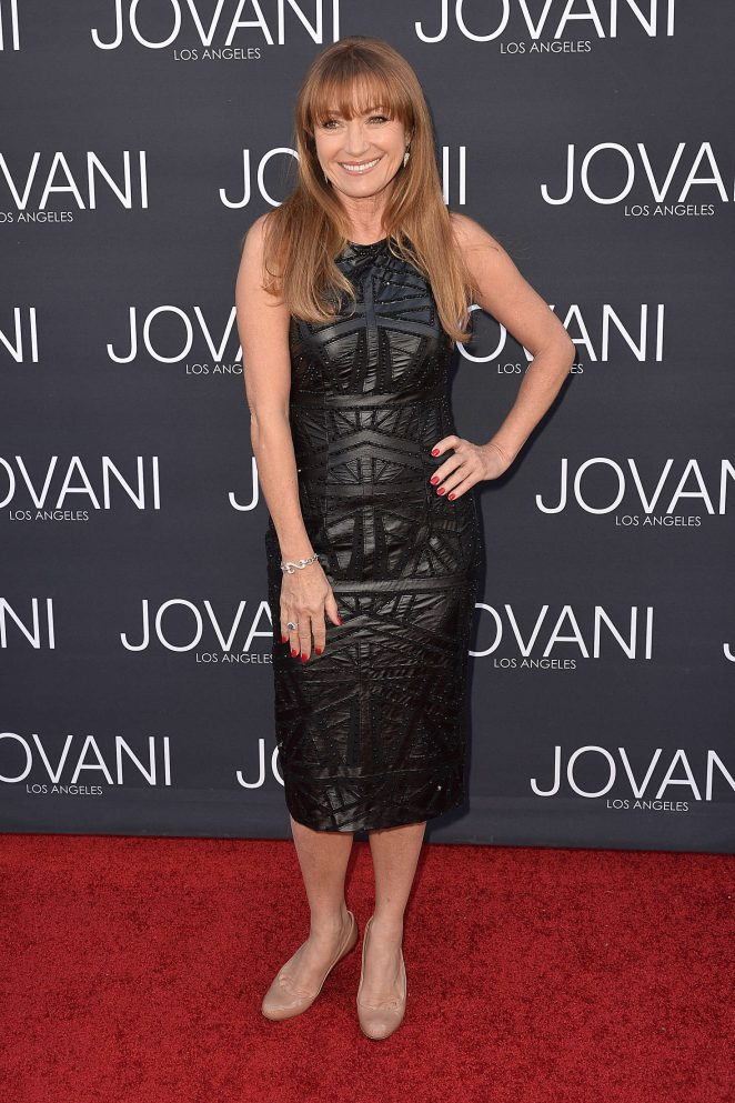 Jane Seymour: Jovani Los Angeles Store Opening Celebration -05