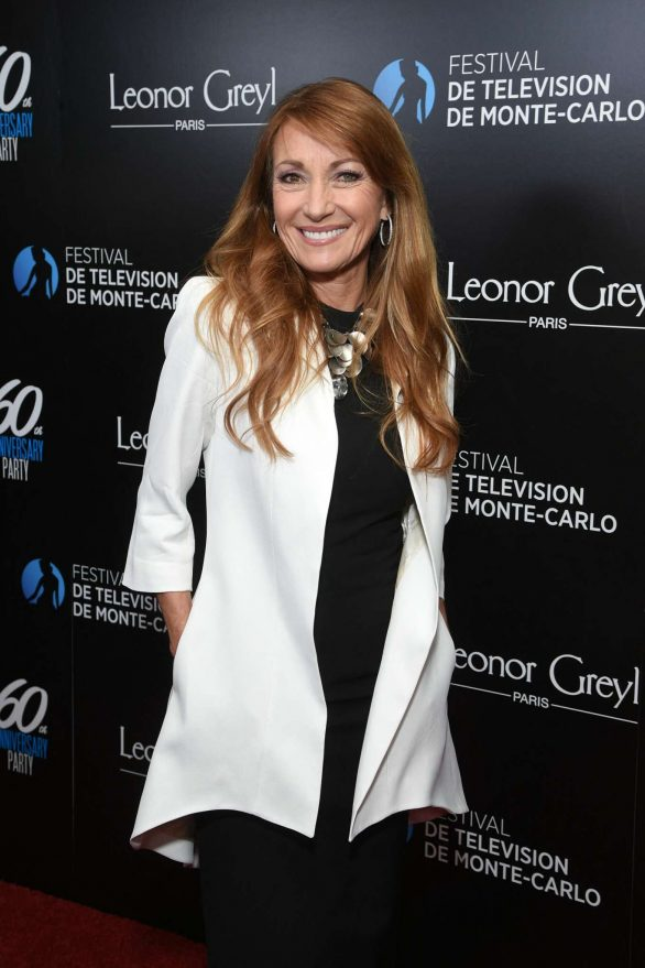 Jane Seymour - Monte-Carlo Television Festival Party in Los Angeles