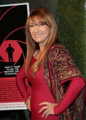 Jane Seymour - Premiere And The Winner Isn Laemmle Music Hall in Beverly Hills