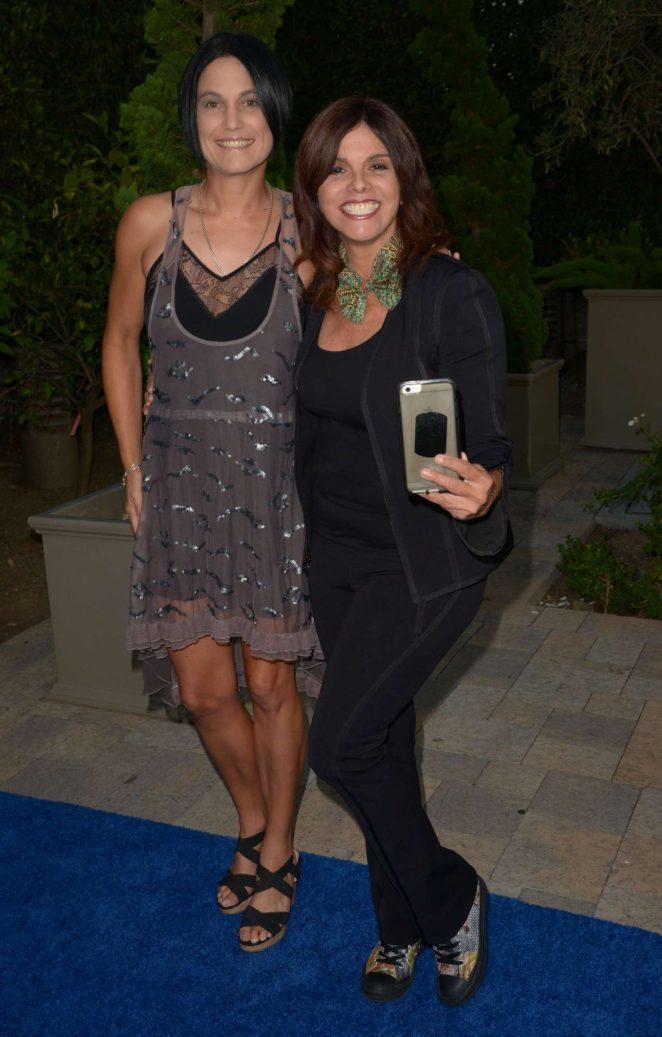 Jane Velez-Mitchell - Mercy for Animals hidden Heroes Gala 2016 in Los Angeles