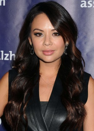 Janel Parrish - 24th Annual 'A Night At Sardi's' Benefit Gala in Beverly Hills