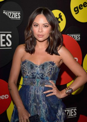Janel Parrish - Buzzies BuzzFeed's PreEmmy Party in West Hollywood