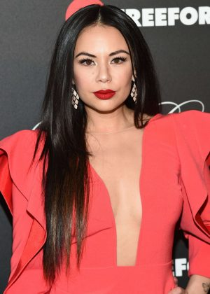 Janel Parrish - 'Pretty Little Liars: The Perfectionists' Premiere in Los Angeles