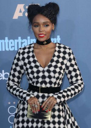 Janelle Monae - 22nd Annual Critics' Choice Awards in Los Angeles