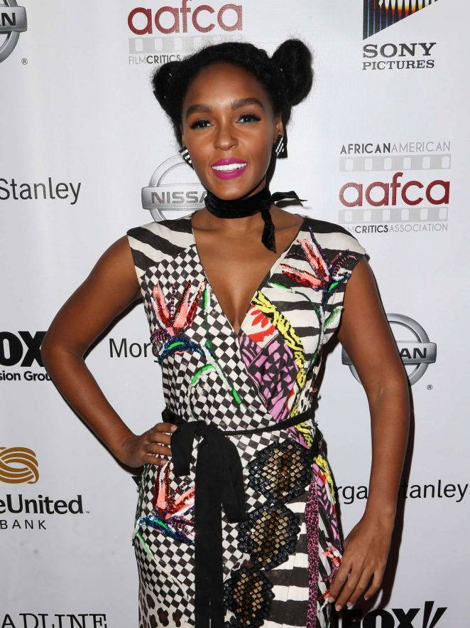 Janelle Monae - 8th Annual AAFCA Awards in Los Angeles